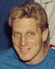 NHL Goal Scorer Brett Hull
