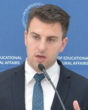 Co-founder of Airbnb Brian Chesky
