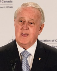 18th Prime Minister of Canada Brian Mulroney