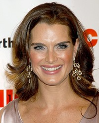Supermodel & Actress Brooke Shields