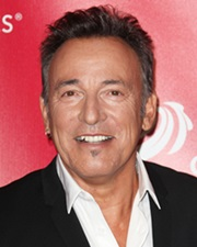 Singer-Songwriter Bruce Springsteen