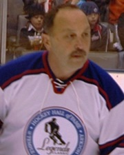 NHL Center Bryan Trottier