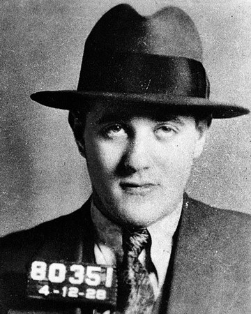 Mobster Bugsy Siegel