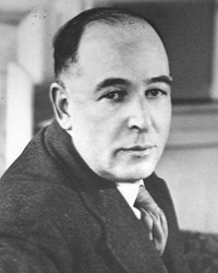 Author and Theologian C. S. Lewis