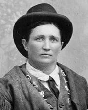 Frontierswoman Calamity Jane