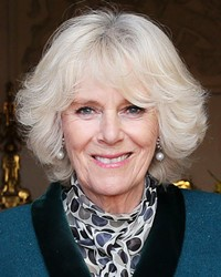 Duchess of Cornwall Camilla Parker Bowles