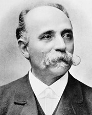 Nobel Laureat Physician Camillo Golgi