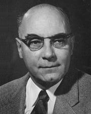 Nobel Laureat Physicist Carl David Anderson