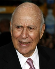 Actor, Comedian, Writer and Director Carl Reiner