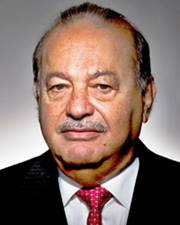 Businessman Carlos Slim