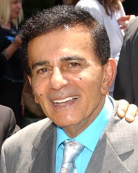 Disc Jockey and Actor Casey Kasem