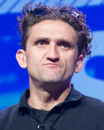 YouTube Star and Filmmaker Casey Neistat