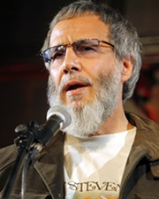 Singer and songwriter Cat Stevens
