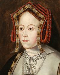 Spanish Princess, Queen of England Catherine of Aragon