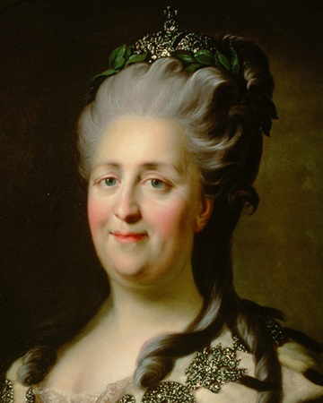 Empress of Russia Catherine the Great