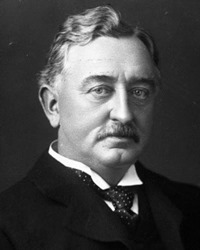 British Businessman and Imperialist Politician Cecil Rhodes