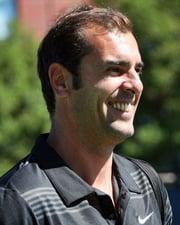 Tennis Player Cedric Pioline