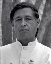 Farm Labor Leader Cesar Chavez