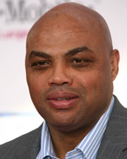 NBA Power Forward Charles Barkley