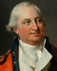 General and Colonial Administrator Charles Cornwallis