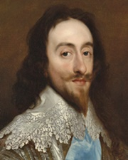 King of England Charles I