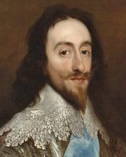 King of England Charles I