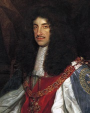 King of England Charles II