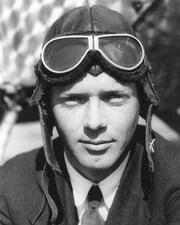 Aviator Charles Lindbergh