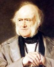 Geologist Charles Lyell
