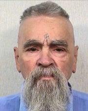 Murderer Charles Manson