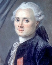 Astronomer Charles Messier
