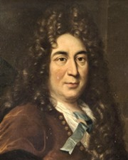 Fairytale writer Charles Perrault