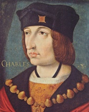 King of France Charles VIII