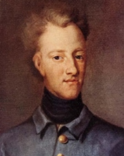 King of Sweden Charles XII