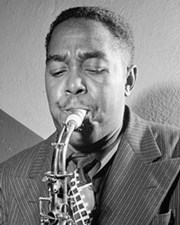 "Jazz Saxophonist and Composer Charlie ""Bird"" Parker"