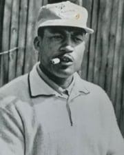Golfer Charlie Sifford