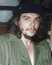Argentine Revolutionary Che Guevara