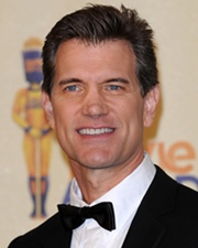 Singer Chris Isaak