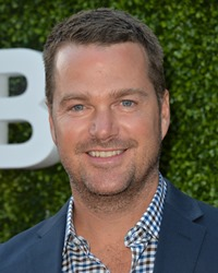 Actor Chris O'Donnell