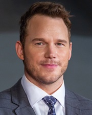 Actor Chris Pratt
