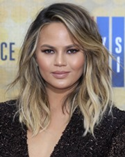Model and TV Personality Chrissy Teigen