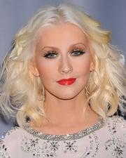 Singer Christina Aguilera