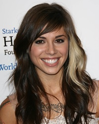 Singer-Songwriter Christina Perri
