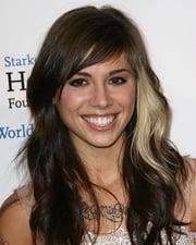 Singer-Songwriter Christina Perri