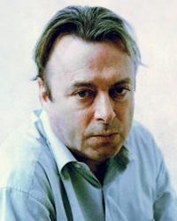 Author, Journalist and Orator Christopher Hitchens