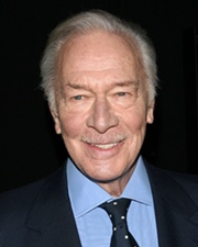 Actor Christopher Plummer