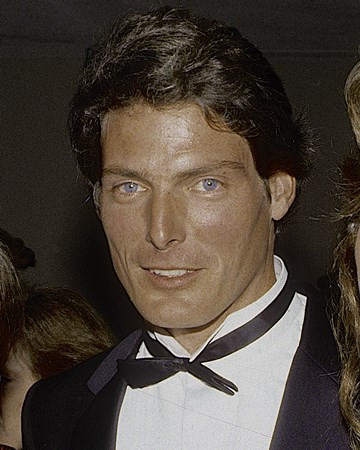Actor Christopher Reeve