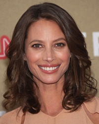 Supermodel Christy Turlington