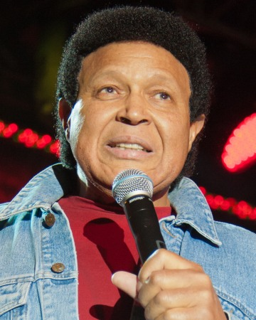 Singer and Dancer Chubby Checker