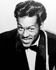 Rock Guitarist and Singer-Songwriter Chuck Berry